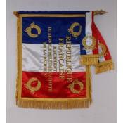 Fanion prestige Régiment et Compagnie (4)