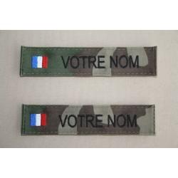 Bande Patro OTAN CE avec Drapeau France (par 2)