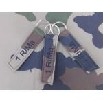 Bande OPEX Maître Chien cam OTAN pour sac avec broderie des deux côtés (VENDU PAR 3)