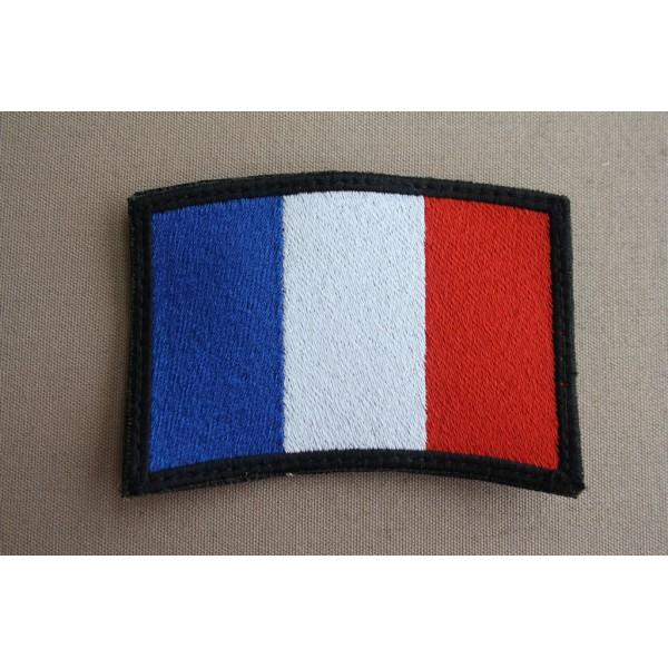 Ecusson France arrondi