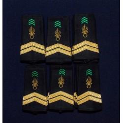 Lot de Fourreaux Légion Infanterie Sergent (20 paires)
