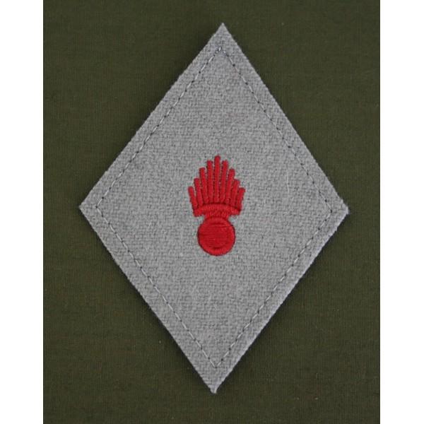 Losange CAT Militaire du rang (VENDU PAR DEUX)