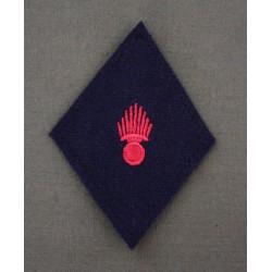 Losange GSEM Militaire du rang (VENDU PAR DEUX)