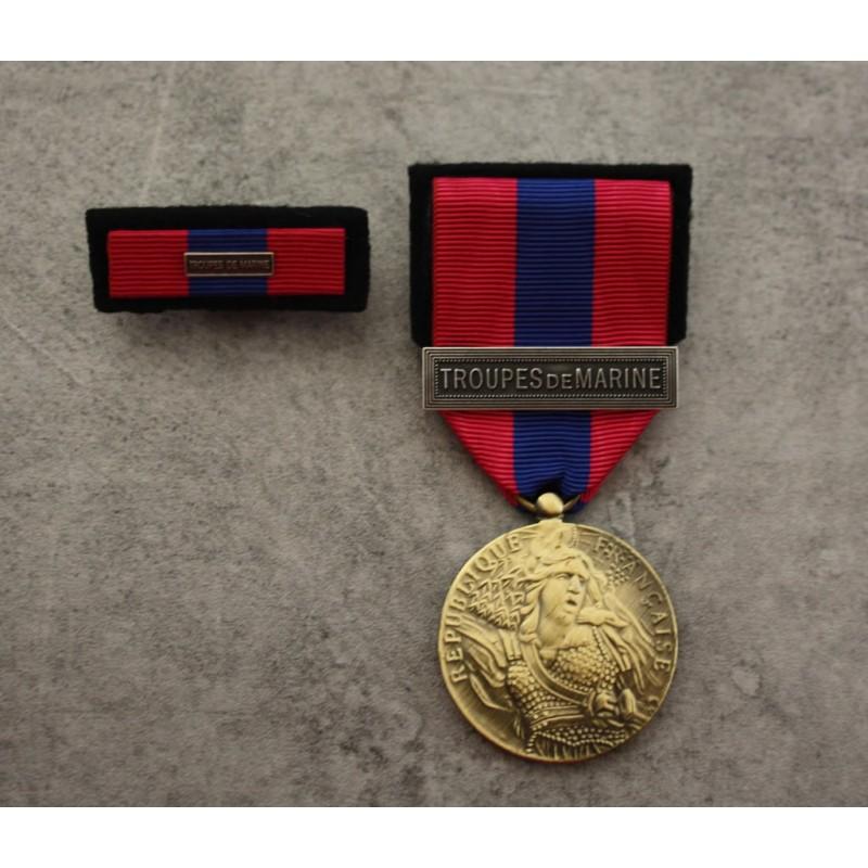 Agrafe pour médaille Ordonnance GENDARMERIE D/'OUTRE-MER