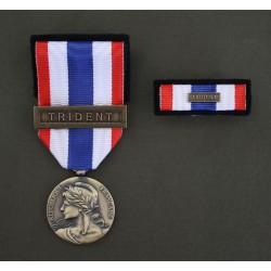 Protection Militaire du Territoire (prestige)  avec barrette