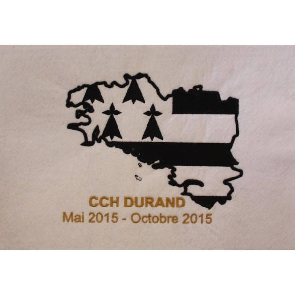 Cadre personnalisé Bretagne Format A4