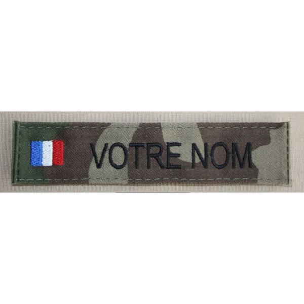 Bande Patro OTAN CE avec Drapeau (à l'unité)